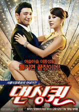 "KOREAN MOVIE""Dancing Queen ""ORIGINAL DVD/ENG SUBTITLE/REGION 3/ 3disc"