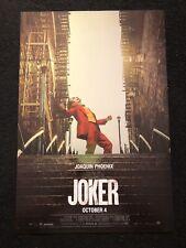 Joker Mini Movie Poster 2019