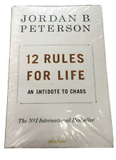 12 Rules For Life [Paperback] by Peterson, Jordan B.
