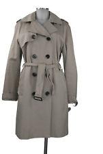 Inwear CAPPOTTO IMPERMEABILE 40 Beige fjung COAT regolamenta CAPPOTTO Cotone Top