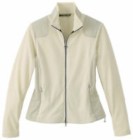 North End Women's New Polyester Security Pockets Fleece Full Zip Jacket. 78064