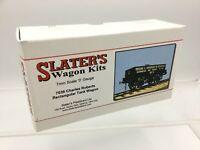 Slaters 7039 O Gauge Rectangular Tank Wagon Kit