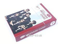 2PM Photo Message Card 30 Pcs KPOP Jun K Nichkhun TAECYEON JunHo WooYoung ChanSe