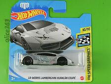 HOT WHEELS 2021 - Lamborghini Huracan Coupé - Speed Graphics - 197 - neu in OVP