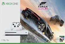 -/*BRAND NEW*- MICROSOFT Xbox One S 1TB Forza Horizon 3 Console Bundle with 4K