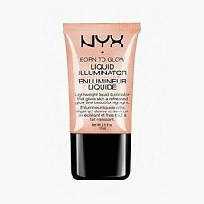 NYX Cosmetics Born to Glow Liquid Illuminator Gleam 18ml