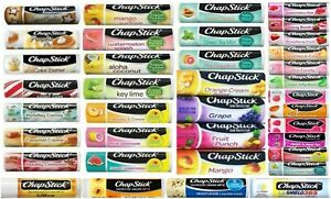 CHAPSTICK by Pfizer, Various Sorts-  Pick Your Flavor