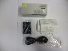NEW IN BOX GENUINE NIKON MH-62 BATTERY CHARGER