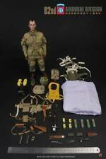 Soldier Story 1/6 Scale  WWII US Army 82nd Airborne Division Figure SS-077 misb