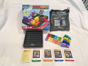 ThinkFun Rush Hour Traffic Jam Logic Game - Complete Set