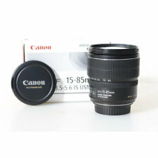 Canon EF-S 3,5–5,6/15-85 IS USM-EFS 15-85mm f/3.5-5.6 IS USM objetivamente