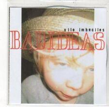 (DL33) Vile Imbeciles, Bad Ideas - 2008 DJ CD