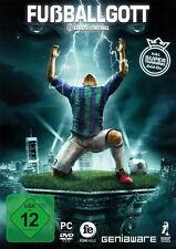 FUßBALLGOTT Lords of Football inkl. -Super-Training Add- USK 12 - PC - NEU & OVP