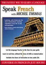 Speak French with Michel Thomas by Michel Thomas (Mixed media product, 2001)