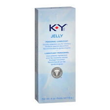 K-Y KY Jelly Personal Lubricant 4 oz
