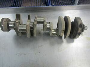 #C902 Crankshaft Standard 1992 Chevrolet K1500 5.7