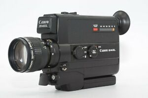 【EXC++++】 Canon CANOSOUND 514XL SUPER 8 8mm FILM MOVIE CAMERA from JAPAN #Q66