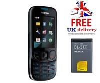New Condition Nokia 6303i Black Unlocked Camera Bluetooth Classic Mobile Phone