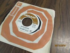 45 RPM RECORD, THE MOODY BLUES, TUESDAY AFTERNOON,ANOTHER MORNING
