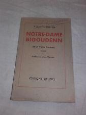 Notre Dame Bigoudenn par Youenn Drezen - 1943