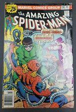 Vintage Marvel Comics The Amazing Spider-Man (1976)
