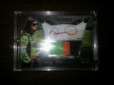 2010 Five Star Racing Danica Patrick Auto Firesuit patch door# 7/25 1 of 1