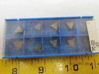 Valenite TPC-222 Carbide Insert Grade VC2 Box of 10pcs