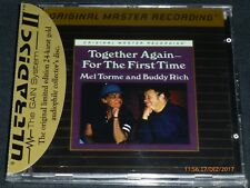 MEL TORME-Together Again-For The First Time-MFSL. Or CD. J-CARD.