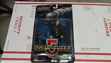 "1997 Babylon 5 John Sheridan 5.5"" Action Figure-Box 21"