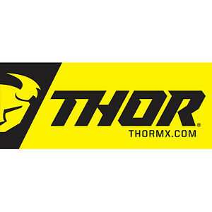 Thor Vinyl Track Banner