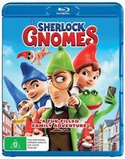 Sherlock Gnomes (Blu-ray, 2018)