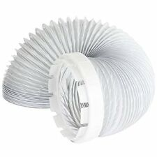 for Hotpoint / Creda Tumble Dryer 2.5m Extra Long Vent Hose & Adaptor Kit 9037