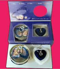 PEARL NECKLACE GIFT SET love perals novelty shell new