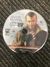 Grand Theft Auto GTA 4 IV - Sony PlayStation 3, PS3 Video Game
