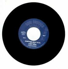 "BOBBY SHEEN - SOMETHING NEW TO DO / I MAY NOT BE WHAT YOU WANT - NEW 7"" SINGLE"