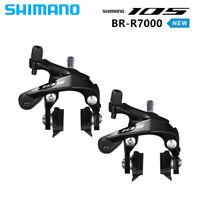 Shimano 105 BR R7000 Dual-Pivot  Bike Brake Caliper Front & Rear