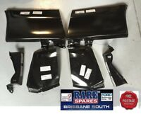HOLDEN HK HT HG RIGHT & LEFT HAND 6 PIECES LOWER FRONT GUARD RUST REPAIR PANELS
