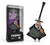 In Stock: FiGPiN Classic: NIGHTMARE BEFORE CHRISTMAS - Mayor(#257)