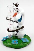 NEW Disney Parks 2015 Epcot Flower & Garden Festival OLAF Rain Gauge Figurine