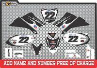 Adesivi Stickers kit replica YAMAHA YZ-F R1 R1M Dekore TEAM GYTR SBK WINTER TEST