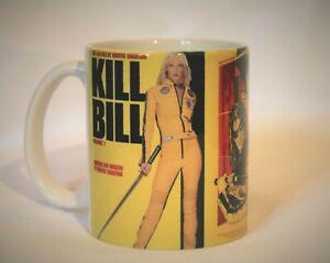 kill bill mug, cult movie, crazy 88, Uma Thurman, gift, tea, coffee, Tarantino