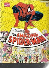 Look & Find Amazing Spider-Man  by Heck Espisito Severin & more PB 1994 1st Ed