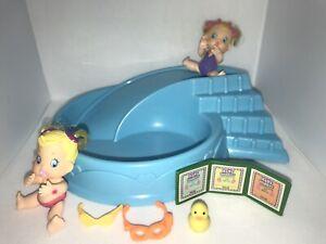 Kenner Baby Buddies Splash N Slide Duck  Vintage Littlest Pet Shop