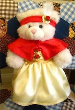 Sewing, Craft Pattern  toy Teddy Bear Clothes Princess outfit fits build a bear