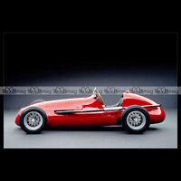 #pha.021275 Photo MASERATI 4CLT 1948-1950 GRAND PRIX RACING Car Auto