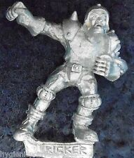 1987 humaine BLOODBOWL 2e édition KICKER 9 citadelle BB104 équipe Fantasy Football GW