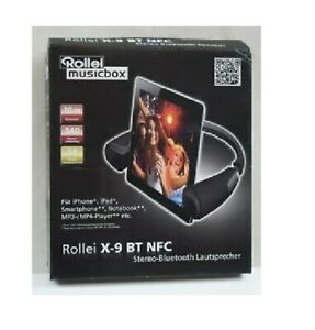 ROLLEI X 9 BT NFC STEREO BLUETOOTH SPEAKER FOR APPLE iPhone/iPad/Smartphones