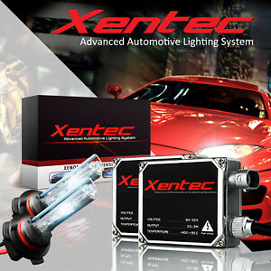 Xentec Xenon Light 35W 55W HID Kit 9005 9006 H11 5202 For 2004-18 GMC Canyon