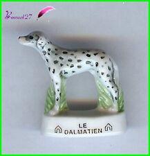 """Feve Les Races de Chien Dog Edition Atlas """" Le Dalmatien """"  #A34"""