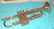 1971 Reynolds Medalist trumpet Brass & silver Horn V. Nice cond.  ready 4 school